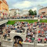 The most touristic place in Bulgaria, Plovdiv