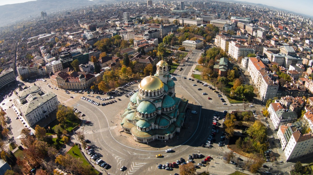Cathedral of Saint Alexandar Nevski, Sofia