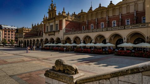 Krakow Airport transfer to the city centre